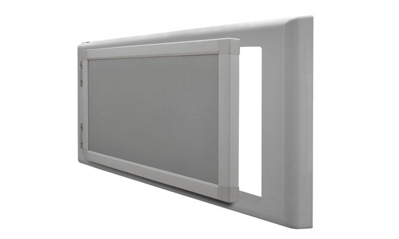 İ-148 Plastik Profil Kapı
