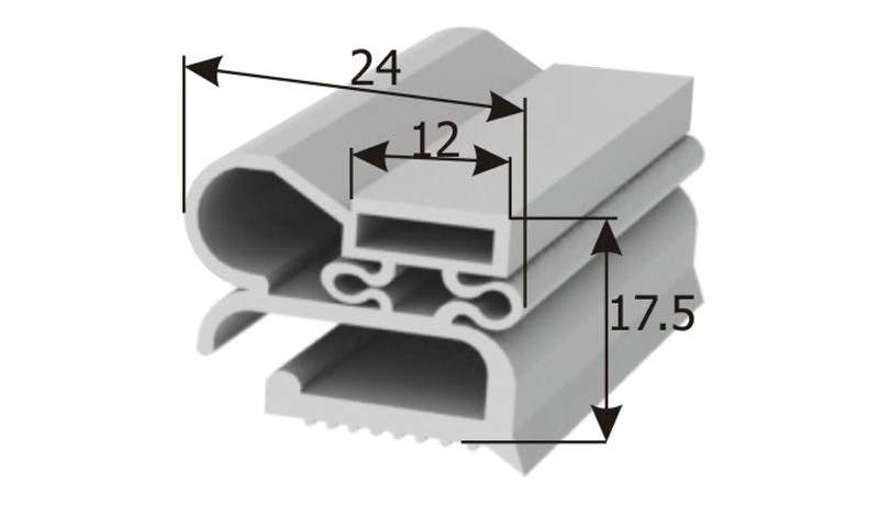 İ-TP 02 Gasket with Bellows