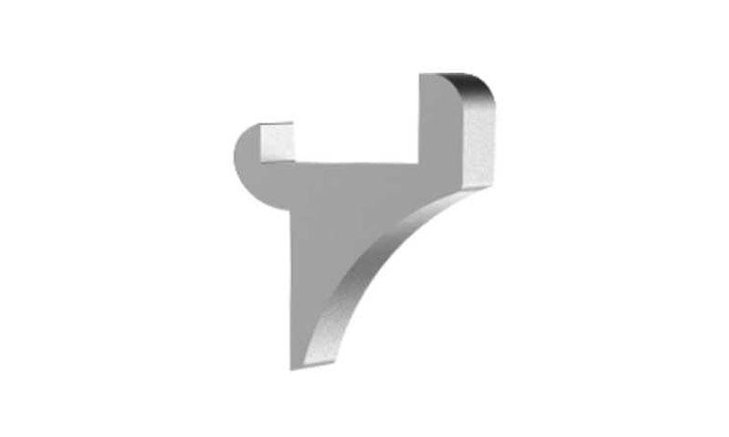 İ-69 Aluminium Shelf Holder