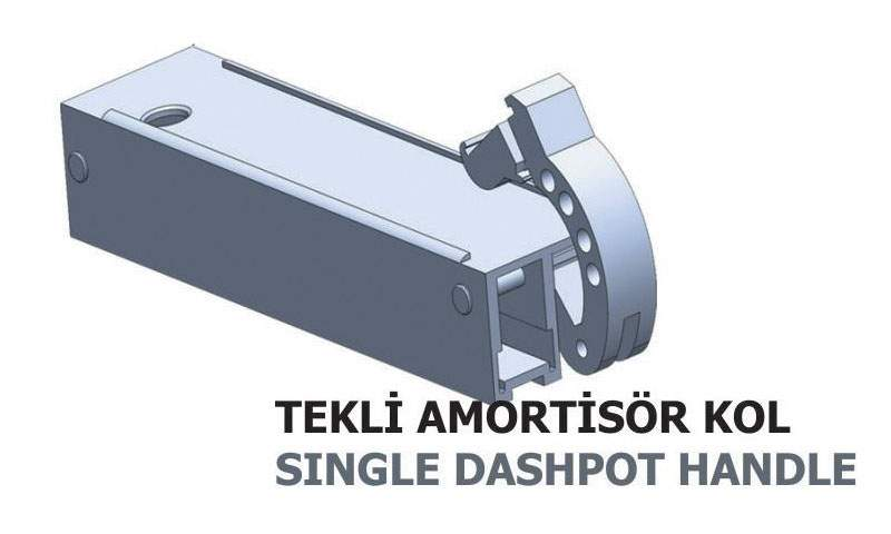 İ-99-02 Single Dashpot Bucket