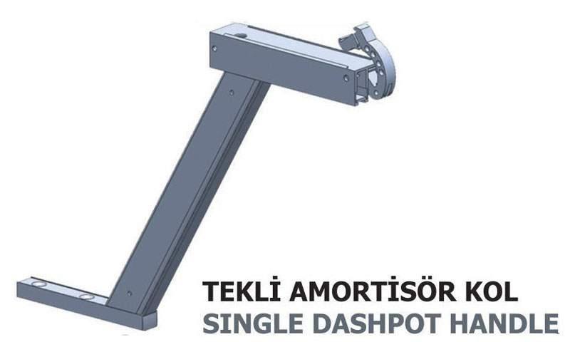 İ-99-04 Single Dashpot Handle