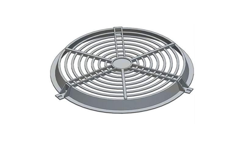 İ-181-01 Fan Protection Hoop