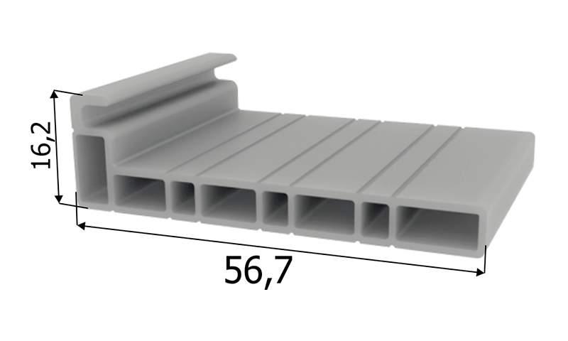 PVC Plastik Profilleri