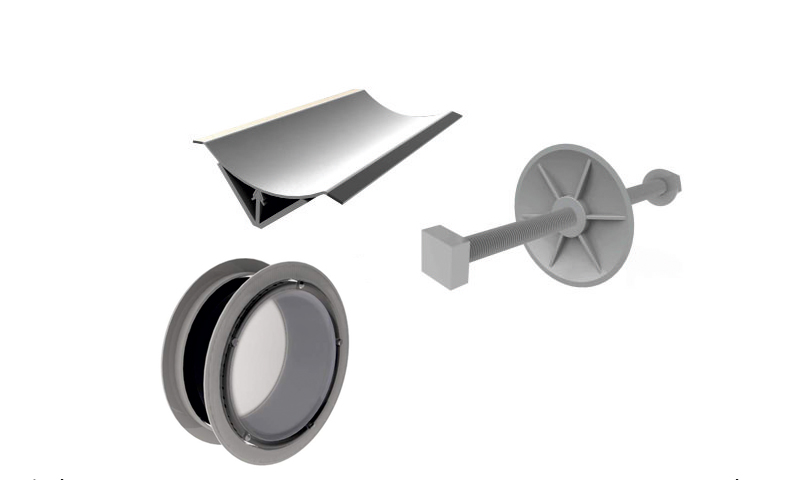 Indusrial Cold Chamber PVC Accessories