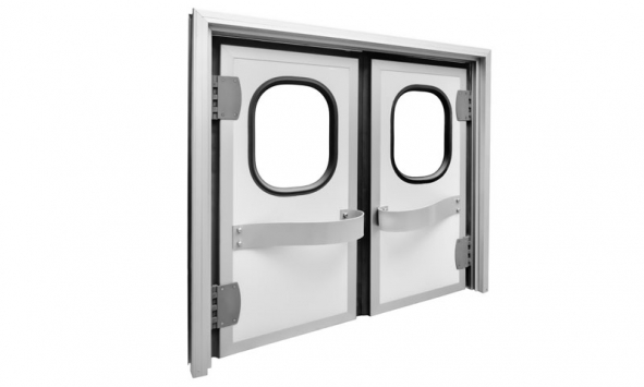Cold Chamber Service Doors