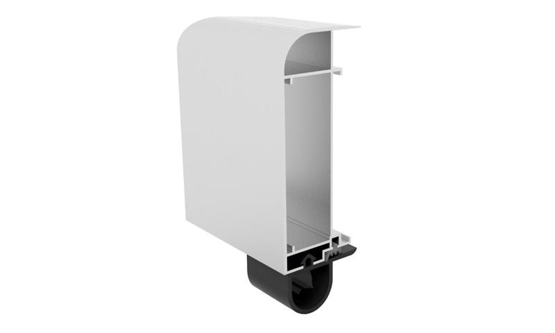 Soğuk Oda Kapı Kenar Alüminyum Profilleri