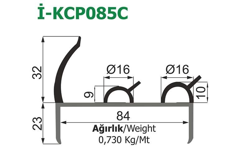 i-KCP085C